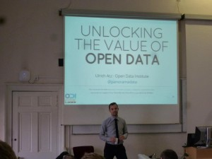 ulrich atz from the open data institute